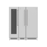A modular system, the Ensemble Refrigeration Suite™ allows you to pick & choose between refrigerators, freezers & wine storage to configure your perfect cold storage center.